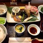 菊川 - おまかせ膳1620円