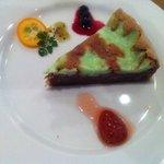 ヤノ ケーキ テン カフェ ソワサント カフェロクマル - ミントブラウニーズ