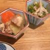 串市 - 料理写真:突き出し