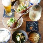 CHICHICAFE - お野菜の定食 限定5食
