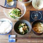 74591557 - お野菜の定食 限定5食