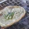 蟹味噌甲羅の海鮮焼き