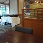 ANAクラウンプラザホテル広島 日本料理 雲海 - 内観・サラダバイキング