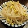 雲呑ショップ70 - 料理写真:豆もやし
