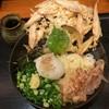 うどん和助 - 料理写真:ごぼう天ぶっかけ冷780円 大盛り100円増