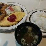一番館 - 2017.10日替わりランチ(650円)