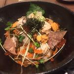 阿久根 魚鈎 - ♪海宝丼 ¥1050
