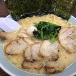 魂心家 - チャーシュー麺 醬油味(¥930)+麺大盛(¥100)
