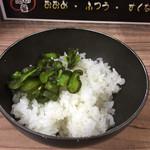 武道家 龍 - 無料サービスのご飯