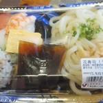 ヤオコー - 料理写真:うどん&寿司
