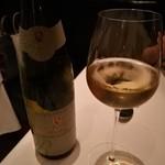 レストラン マノワ - 俺史上いちばん美味しかったワイン!!!