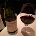 レストラン マノワ - 赤ワイン もう限界(笑)