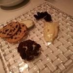 レストラン マノワ - これは別途追加でご注文のチーズ☆