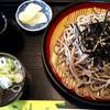 Live そば屋 米米 - 料理写真:ざる大盛