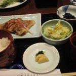 7461402 - 豚味噌焼き御膳