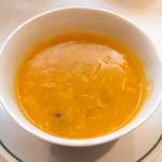 中国飯店 - 南瓜の中華スープ
