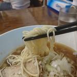 74611413 - 低加水ストレート麺