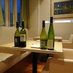 レストラン リッシュ - 本日のグラスワイン