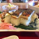 74614416 - 焼鯖寿司