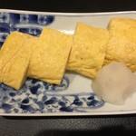 酒と魚とオトコマエ食堂次郎 - 出汁巻き