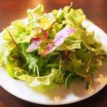 Cafe Rouge - ミニサラダ 100円