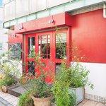 Cafe Rouge - 外観の風景です