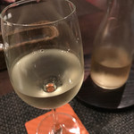 vegecafe+α - 最初はビオワイン白で
