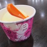 サーティワンアイスクリーム - りんごソルベ キッズカップ