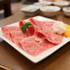 板前焼肉一斗 - 料理写真:焼きしゃぶ特級品☆