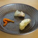 ファイダマ - 前菜