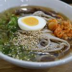 六盛 - 冷麺