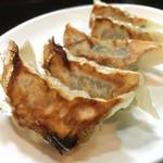 餃麺 しら石 - 餃子〜(*^▽^*)❤️