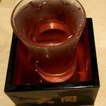 鯛将丸 - 日本酒♪