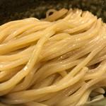 Ramen 辻 - 白湯つけ麺       (×肉増し&半熟煮玉子)