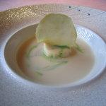 貴匠桜 - カリフラワーのスープ