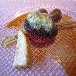 貴匠桜 - 牛フィレのステーキ
