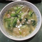 龍門 - 海鮮タンメン