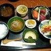 天城 - 料理写真:刺身定食