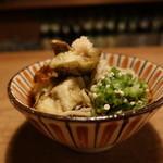 たかはし - ☆焼茄子蕎麦(●^o^●)☆