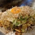 味乃家 - 料理写真:☆【味乃家】さん…ミックス焼きそば大(≧▽≦)/~♡☆
