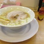 麺屋 瑞風 - 料理写真:鶏白湯らーめん