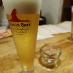 エスヨンロクビアーマーケット - 湘南ビールから「ゴールデンエール」