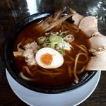 Ramen おこじょ - 料理写真:札幌MISO特製3種の炙りチャーシュー麺