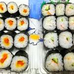 魚の北辰 - 山ごぼう、海老マヨ