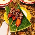 寿司処 角 - 味噌カツギリ食べれた