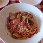 パスタ屋 - 料理写真: