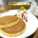 ホットケーキパーラー フルフル 赤坂店