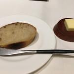 アーティショー - パンとバター