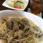 洋食 キッチン デューク - 料理写真:スパゲティ ボンゴレ