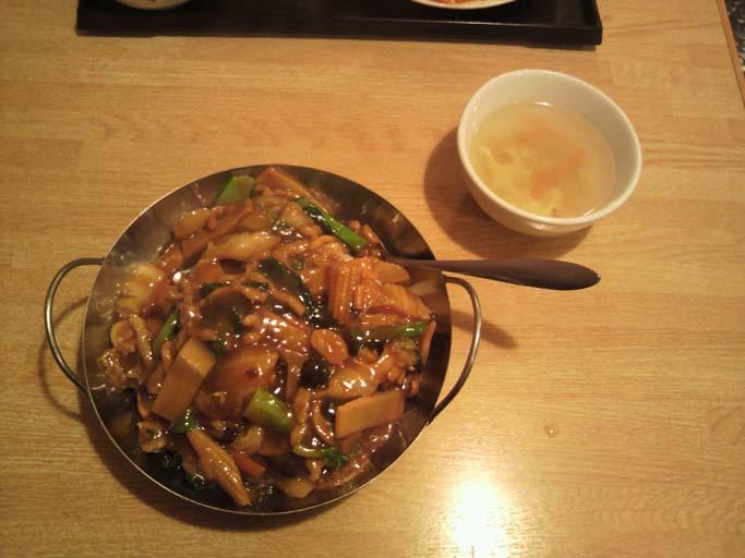上海厨房 楊家楼